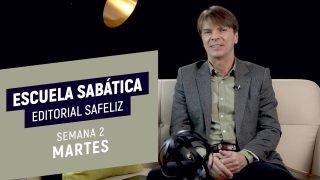 Martes 5 de enero | Escuela Sabática Pr. Ranieri Sales