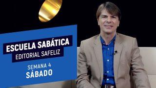 Sábado 16 de enero | Escuela Sabática Pr. Ranieri Sales