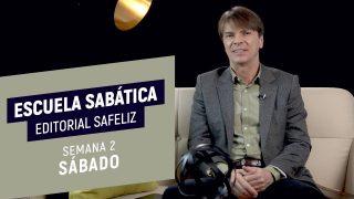 Sábado 2 de enero | Escuela Sabática Pr. Ranieri Sales