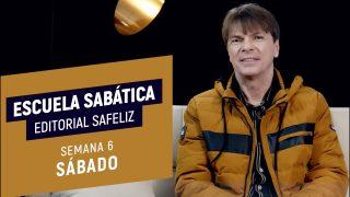 Sábado 30 de enero | Escuela Sabática Pr. Ranieri Sales
