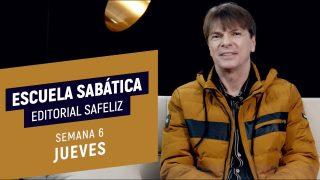 Jueves 4 de febrero | Escuela Sabática Pr. Ranieri Sales