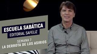 Lección 7 | La derrota de los asirios | Escuela Sabática Pr. Ranieri Sales