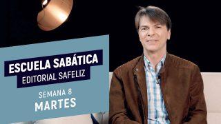 Martes 16 de febrero | Escuela Sabática Pr. Ranieri Sales