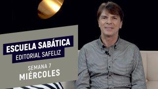 Miércoles 10 de febrero | Escuela Sabática Pr. Ranieri Sales