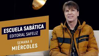Miércoles 3 de febrero | Escuela Sabática Pr. Ranieri Sales