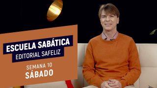 Sábado 27 de febrero | Escuela Sabática Pr. Ranieri Sales