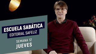 Jueves 18 de marzo | Escuela Sabática Pr. Ranieri Sales