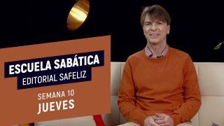 Jueves 4 de marzo | Escuela Sabática Pr. Ranieri Sales