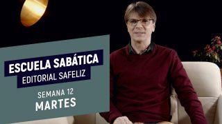 Martes 16 de marzo | Escuela Sabática Pr. Ranieri Sales