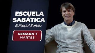 Martes 30 de marzo | Escuela Sabática Pr. Ranieri Sales