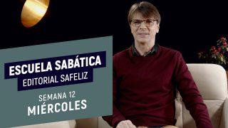 Miércoles 17 de marzo | Escuela Sabática Pr. Ranieri Sales