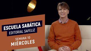 Miércoles 3 de marzo | Escuela Sabática Pr. Ranieri Sales