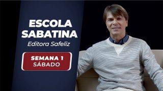 Sábado 27 de marzo | Escuela Sabática Pr. Ranieri Sales