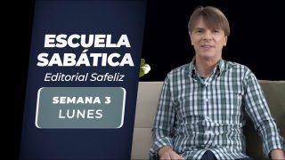 Domingo 12 de abril | Escuela Sabática Pr. Ranieri Sales