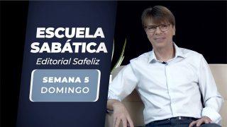 Domingo 25 de abril | Escuela Sabática Pr. Ranieri Sales