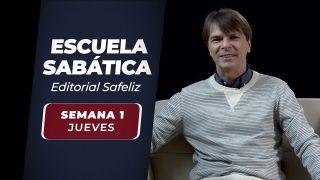 Jueves 1 de abril | Escuela Sabática Pr. Ranieri Sales