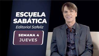 Jueves 22 de abril | Escuela Sabática Pr. Ranieri Sales