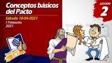 Lección 2 | Conceptos básicos del Pacto | Escuela Sabática Like