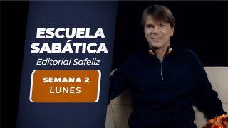 Lunes 5 de abril | Escuela Sabática Pr. Ranieri Sales