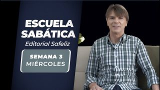 Miércoles 14 de abril | Escuela Sabática Pr. Ranieri Sales