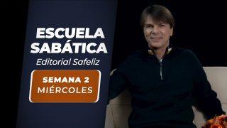 Miércoles 7 de abril | Escuela Sabática Pr. Ranieri Sales