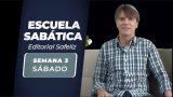 Sábado 10 de abril | Escuela Sabática Pr. Ranieri Sales