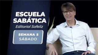 Sábado 24 de abril | Escuela Sabática Pr. Ranieri Sales