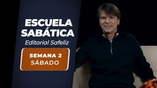 Sábado 3 de abril | Escuela Sabática Pr. Ranieri Sales