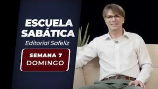 Domingo 9 de mayo | Escuela Sabática Pr. Ranieri Sales