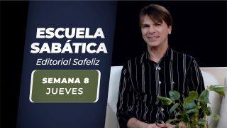 Jueves 20 de mayo   Escuela Sabática Pr. Ranieri Sales