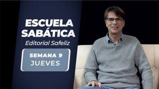 Jueves 27 de mayo   Escuela Sabática Pr. Ranieri Sales