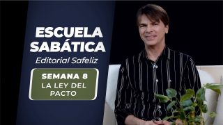 Lección 8   La Ley del Pacto   Escuela Sabática Pr. Ranieri Sales