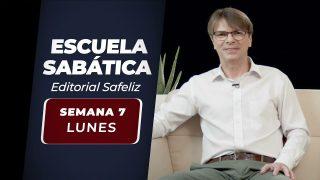 Lunes 10 de mayo | Escuela Sabática Pr. Ranieri Sales