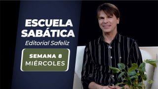 Miércoles 19 de mayo   Escuela Sabática Pr. Ranieri Sales