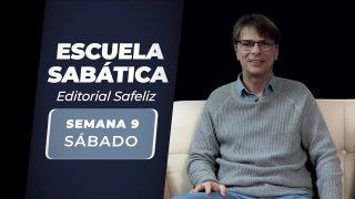 Sábado 22 de mayo   Escuela Sabática Pr. Ranieri Sales