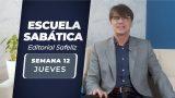 Jueves 17 de junio | Escuela Sabática Pr. Ranieri Sales