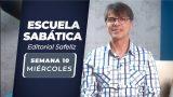 Miércoles 2 de junio   Escuela Sabática Pr. Ranieri Sales