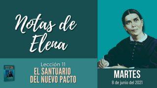 Notas de Elena   Martes 8 de junio del 2021   La sustitución   Escuela Sabática