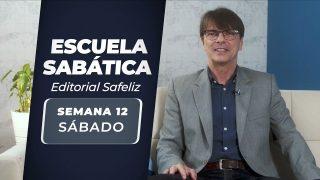 Sábado 12 de junio   Escuela Sabática Pr. Ranieri Sales