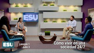 Lección 1   Cómo vivir en una sociedad 24/7   Escuela Sabática Universitaria