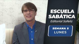 Lunes 26 de julio   Escuela Sabática Pr. Ranieri Sales