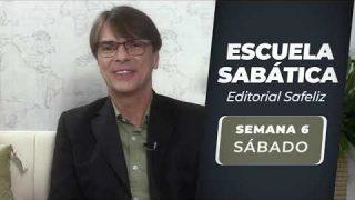 Sábado 31 de julio   Escuela Sabática Pr. Ranieri Sales