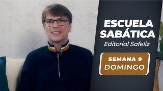 Domingo 22 de agosto   Escuela Sabática Pr. Ranieri Sales