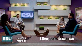 Lección 8   Libres para descansar   Escuela Sabática Universitaria