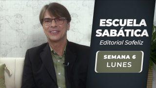 Lunes 2 de agosto   Escuela Sabática Pr. Ranieri Sales