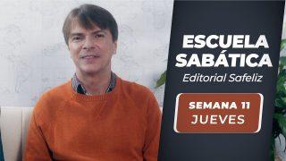 Jueves 9 de septiembre | Escuela Sabática Pr. Ranieri Sales
