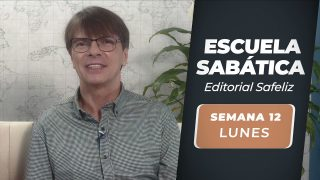 Lunes 13 de septiembre   Escuela Sabática Pr. Ranieri Sales