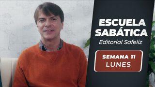 Lunes 6 de septiembre | Escuela Sabática Pr. Ranieri Sales