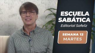 Martes 14 de septiembre | Escuela Sabática Pr. Ranieri Sales