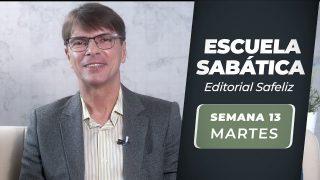 Martes 21 de septiembre | Escuela Sabática Pr. Ranieri Sales